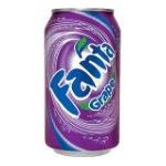 Fanta - Grape Soda 0049000014242  / UPC 049000014242
