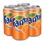 Fanta - Orange Soda 0049000028546  / UPC 049000028546
