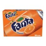 Fanta - Soda Orange 0049000030693  / UPC 049000030693