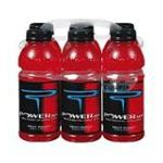 Powerade - Liquid Hydration + Energy Drink 0049000031706  / UPC 049000031706