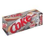 Coca-Cola - Coke Diet Black Cherry Vanilla 0049000044904  / UPC 049000044904