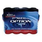 Powerade - Low Calorie Sports Drink 0049000047257  / UPC 049000047257
