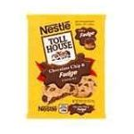Toll House - Chocolate Chip & Fudge Cookie Dough 0050000007400  / UPC 050000007400