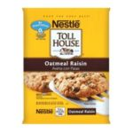 Toll House - Cookies Oatmeal Raisin 0050000062195  / UPC 050000062195