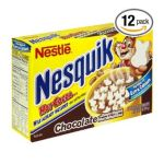 Nesquik - Hot Cocoa Mix 0050000093229  / UPC 050000093229