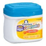 Gerber -  Graduates Gentle Infant Formula Powder Canister 0050000629770