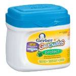 Gerber -  Graduates Protect Infant Formula Powder Canister 0050000629800