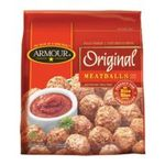 Armour - Original Bite Size Meatballs 0050100337247  / UPC 050100337247