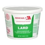 Armour - Lard 1 lb 0050100503505  / UPC 050100503505