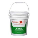 Armour - Hydrogenated Lard Lard 25 lb 0050100504915  / UPC 050100504915