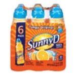 Sunny Delight - Original Tangy Orange Citrus Punch 0050200015359  / UPC 050200015359