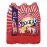 Sunny Delight - Fruit Punch Drink 0050200016134  / UPC 050200016134