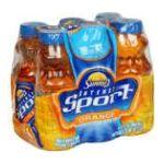 Sunny Delight - Intense Sport Rehydrating Sport Drink Orange 2.25 qt,2.1 lt 0050200557231  / UPC 050200557231