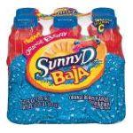 Sunny Delight - Citrus Punch 2.25 qt,2.1 lt 0050200559013  / UPC 050200559013