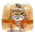 EarthGrains -  Rolls Wheat 7 in 0050400764033