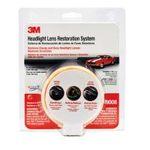 3M -  3M 39008 Headlight Lens Restoration System 0051131390089