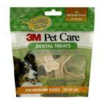 3M -  Dog Dental Treats 4 dog treats 0051131976283