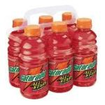 Gatorade - All Stars Thirst Quencher Strawberry 0052000121261  / UPC 052000121261