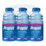 Propel - Fitness Water Berry 0052000128338  / UPC 052000128338