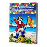 Propel - Pirates & Buried Treasures Activity Book 0052000132472  / UPC 052000132472