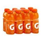 Gatorade -  Thirst Quencher G Orange 0052000208078