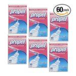 Propel - Water Beverage Mix 0052000506068  / UPC 052000506068