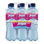 Propel - Water Berry With Antioxidants 0052000506334  / UPC 052000506334
