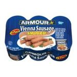 Armour - Vienna Sausages Smoked Flavor 0054100089397  / UPC 054100089397