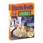 Uncle Ben's - Long Grain & Wild Rice 0054800020119  / UPC 054800020119