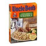 Uncle Ben's - Long Grain & Wild Rice 0054800021031  / UPC 054800021031