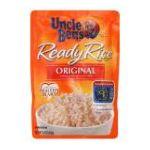 Uncle Ben's - Ready Rice Enriched Long Grain White Original 0054800031764  / UPC 054800031764