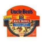 Uncle Ben's - Rice Bowl 0054800077113  / UPC 054800077113