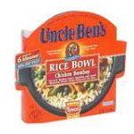 Uncle Ben's - Rice Bowl 0054800077168  / UPC 054800077168