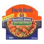 Uncle Ben's - Noodle Bowl 0054800220021  / UPC 054800220021