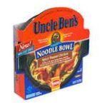 Uncle Ben's - Noodle Bowl 0054800220038  / UPC 054800220038