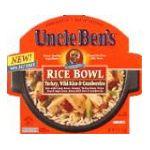 Uncle Ben's - Rice Bowl 0054800220137  / UPC 054800220137