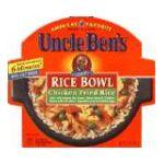 Uncle Ben's - Rice Bowl 0054800220250  / UPC 054800220250