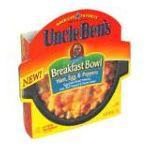 Uncle Ben's - Breakfast Bowl 0054800220267  / UPC 054800220267
