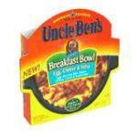 Uncle Ben's - Breakfast Bowl 0054800220274  / UPC 054800220274