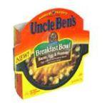 Uncle Ben's - Breakfast Bowl 0054800220311  / UPC 054800220311