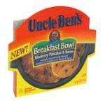 Uncle Ben's - Breakfast Bowl Blueberry Pancake 0054800223626  / UPC 054800223626