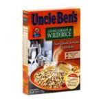 Uncle Ben's - Long Grain & Wild Rice Sun-dried Tomato Florentine 0054800232734  / UPC 054800232734