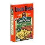 Uncle Ben's - Chicken & Harvest Vegetable Pilaf 0054800306053  / UPC 054800306053