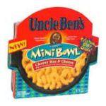 Uncle Ben's - Mini Bowl 0054800330027  / UPC 054800330027