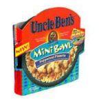 Uncle Ben's - Mini Bowl 0054800330034  / UPC 054800330034