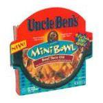 Uncle Ben's - Mini Bowl 0054800330041  / UPC 054800330041