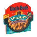 Uncle Ben's - Mini Bowl 0054800330058  / UPC 054800330058