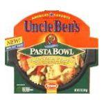 Uncle Ben's - Pasta Bowl 0054800330355  / UPC 054800330355