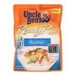 Uncle Ben's - Ready Rice Basmati 0054800344451  / UPC 054800344451