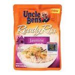 Uncle Ben's - Ready Rice Jasmine 0054800344468  / UPC 054800344468